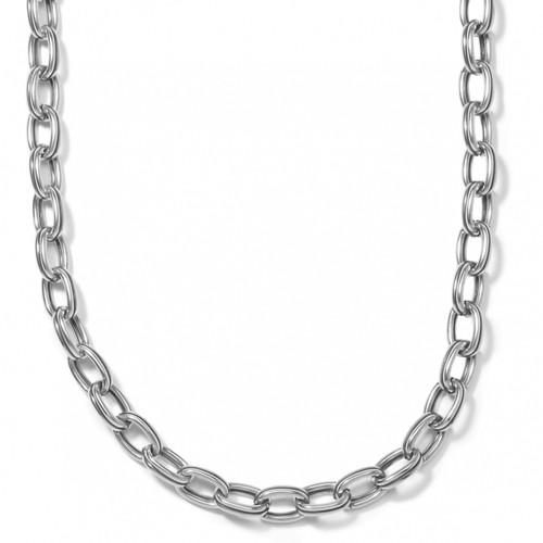 Ferrara Link Short Necklace