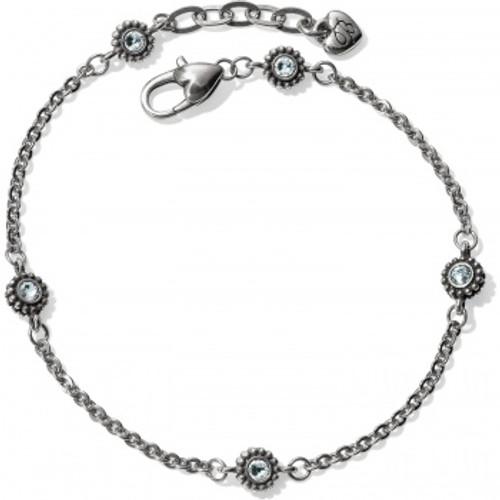 Twinkle Crystal Anklet