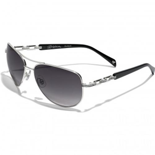 Meridian Linx Black Sunglasses