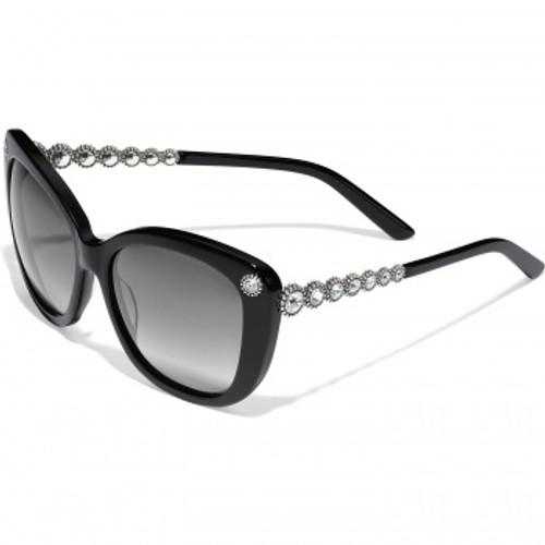 Twinkle Link Black Sunglasses