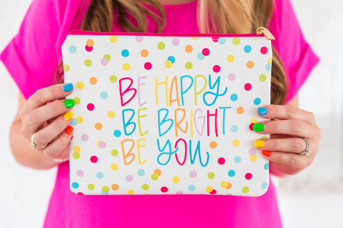 Be You Zipper Pouch