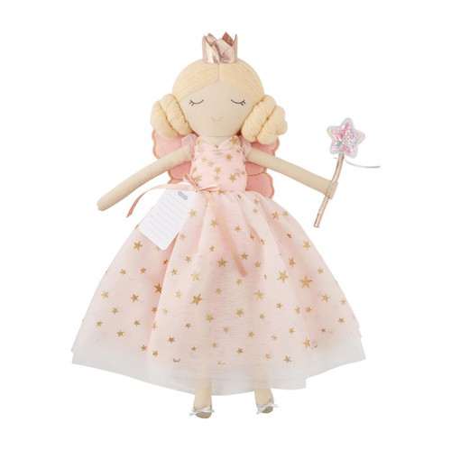 Pink Fairy Godmother Doll