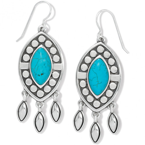 Pebble Dot Dream French Wire Earring
