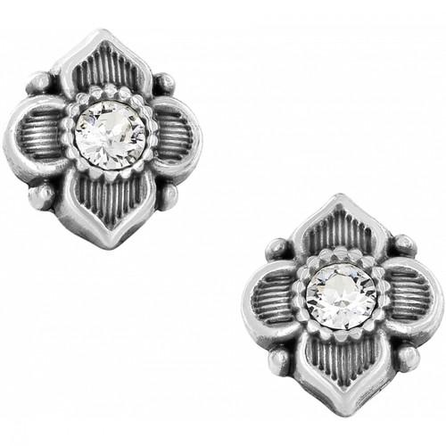 Alcazar Mini Post Earrings