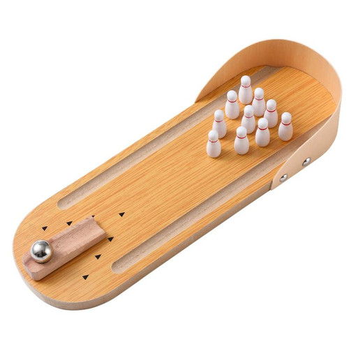 King Pin Miniature Bowling Alley