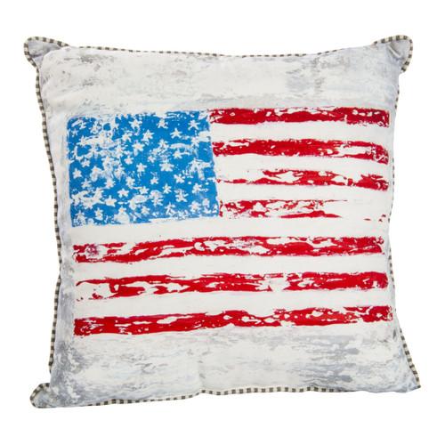 Hamilton Ole Glory Pillow