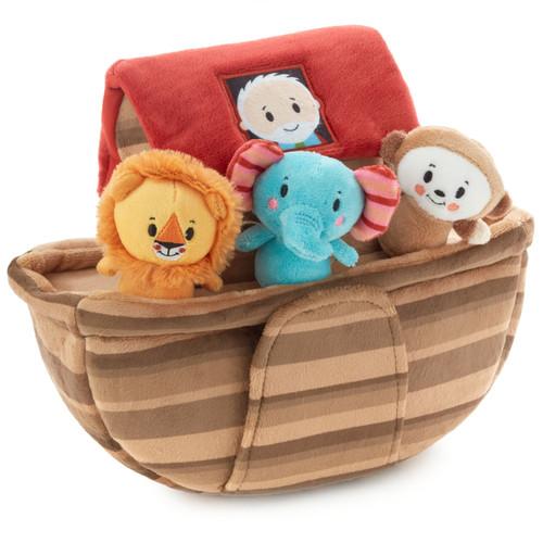 Plush Noah's Ark Toy