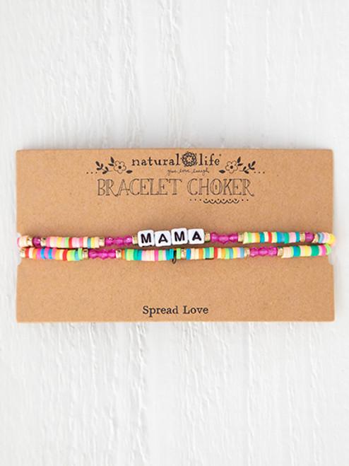 Mama Love Bracelet Choker