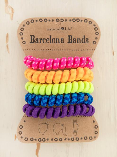 Barcelona Bands Rainbow Paracord