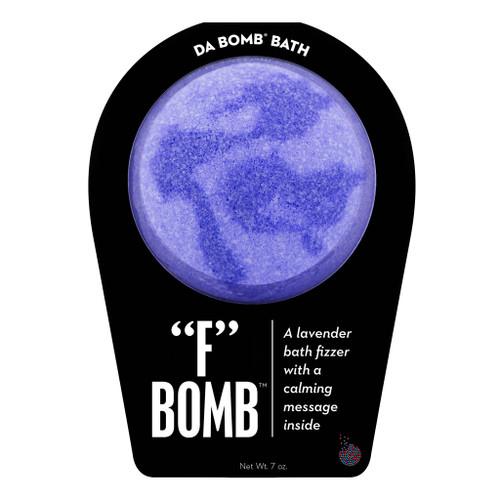 F Bath Bomb