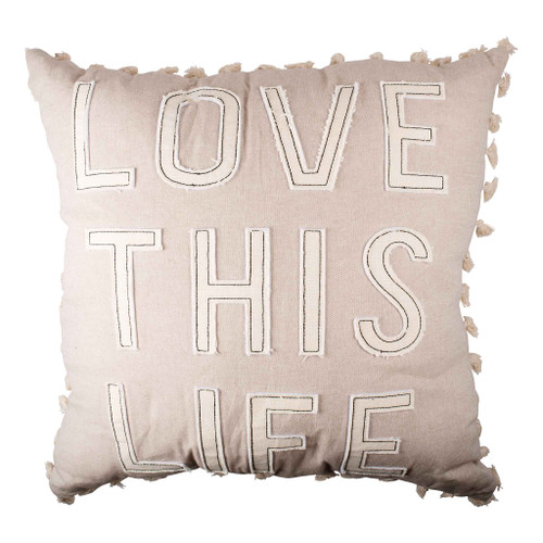 Love This Life Pillow