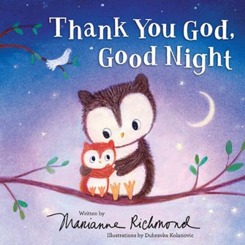 Thank You God, Good Night Book