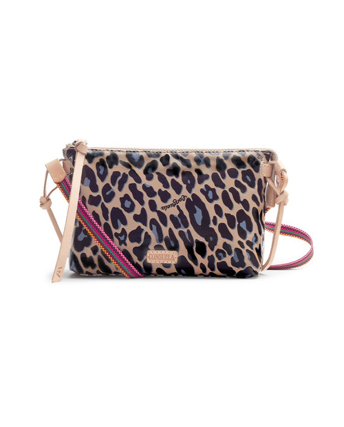 Blue Jag Teeny Crossbody