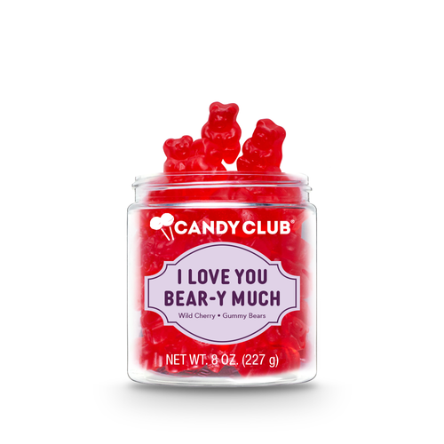 I Love You Beary Much Candy