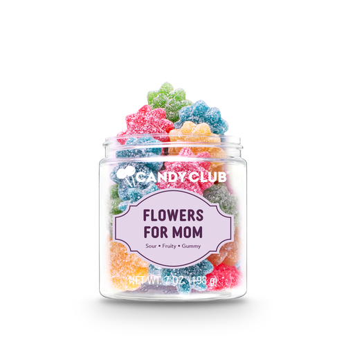 Flowers For Mom Candy