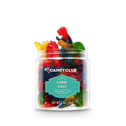 Gummy Dino Candy