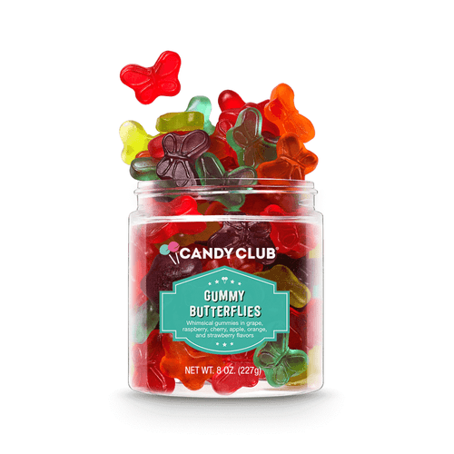 Gummy Butterfly Candy