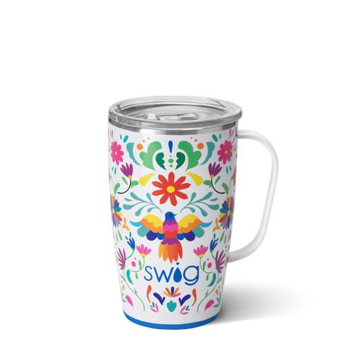 Viva Fiesta Mug 18 oz