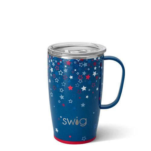 Star Burst Mug 18 oz