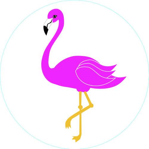 Flamingo Bogg Bit