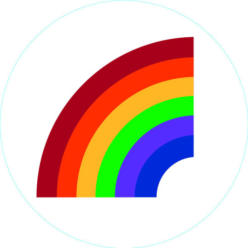 Rainbow Bogg Bit