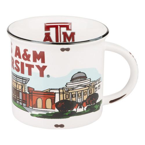 Texas A&M Landmark Mug