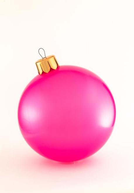 """Pink 18"""" Holiball"""