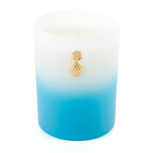 Coconut Cabana Ombre Candle