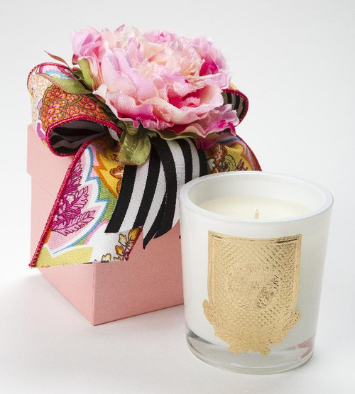 Lover's Lane 14oz Candle Flower Box