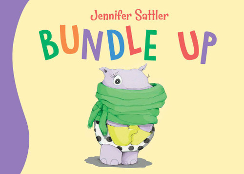 Bundle Up Toddler Board Book