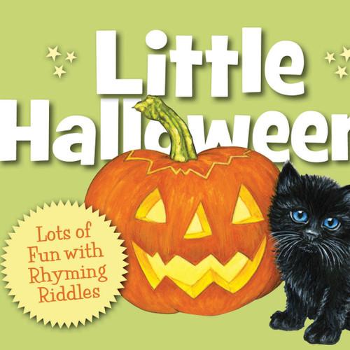 Little Halloween Board Book