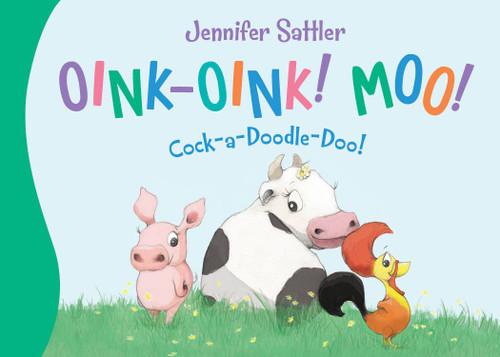 Oink Oink Moo Board Book