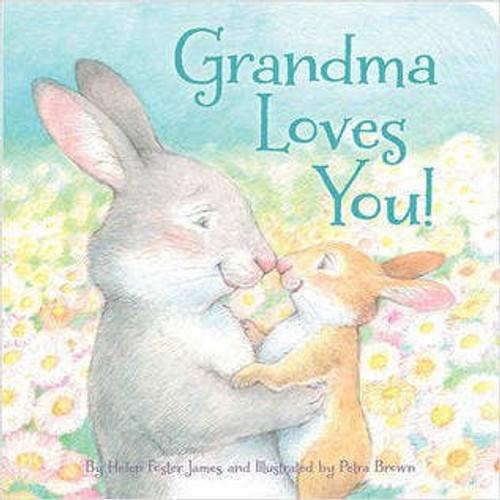 Grandma Loves You Book