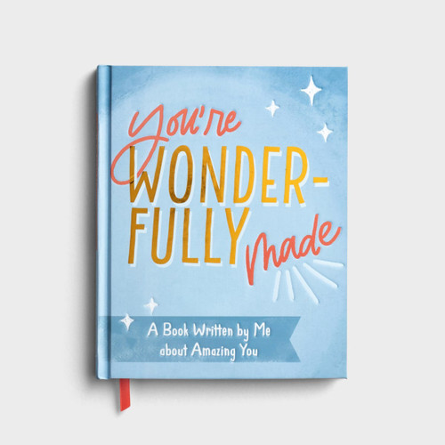 You're Wonderfully Made Book