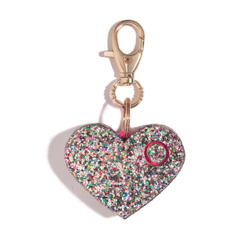Alarm Heart Confetti Glitter