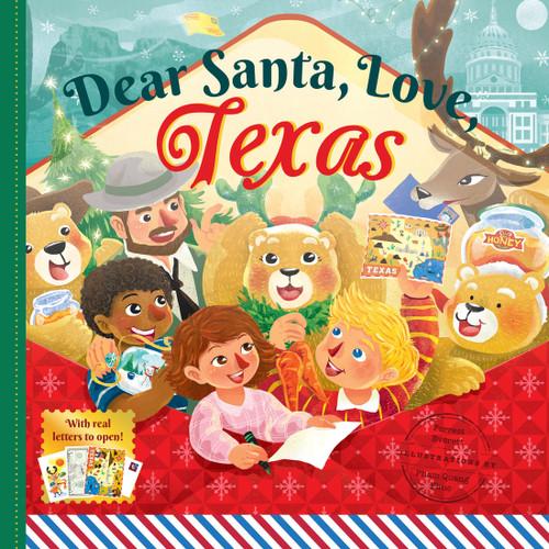 Dear Santa, Love Texas