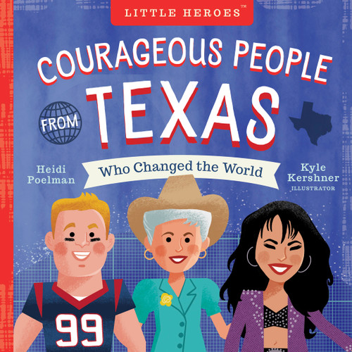 Courageous People From Texas