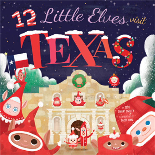 Little Elves Visit Texas