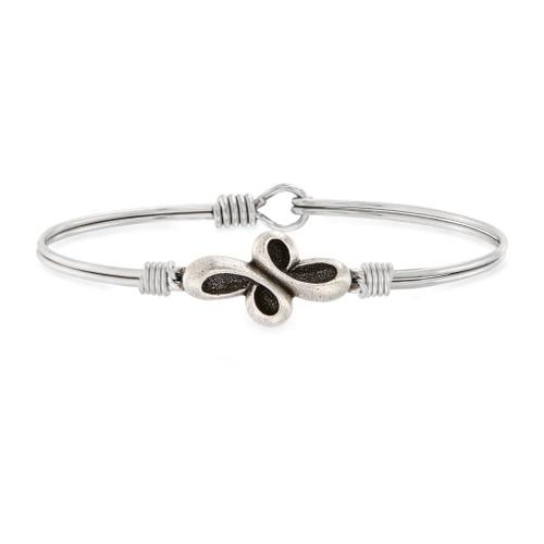 Eternal Cross Silver Bracelet