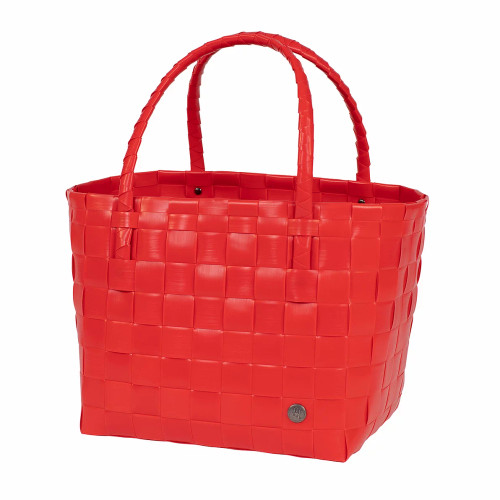 Paris Chili Red Recycled Tote