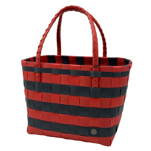 Paris Black/Red Stripe Recycled