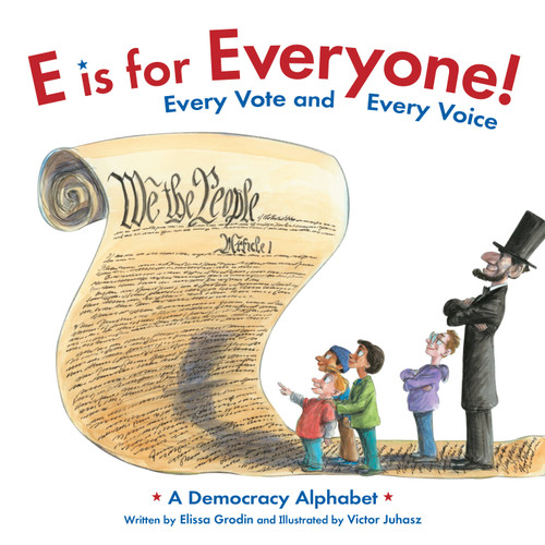 E is For Everyone! Every Vote and Every Voice