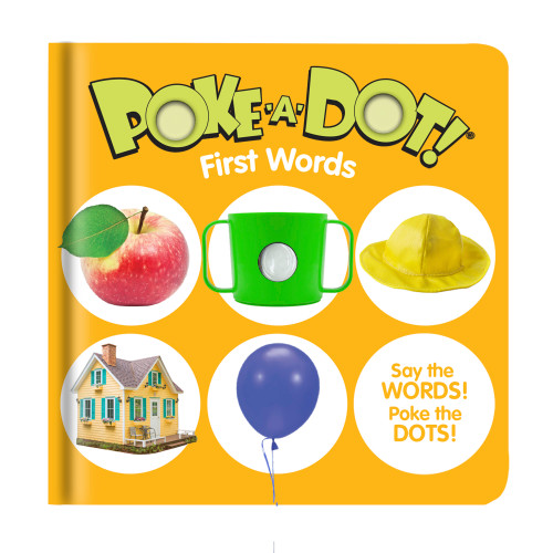 First Words Poke A Dot Book