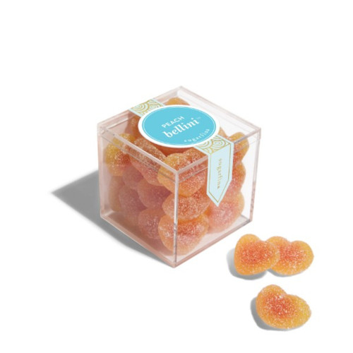 Peach Bellini Small Cube