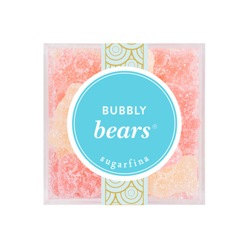 Bubbly Bears Small Cube