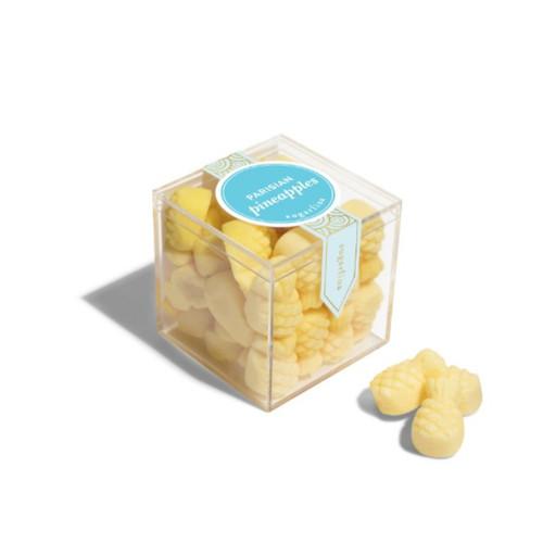 Parisian Pineapples Small Cube