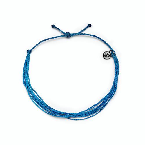 Neon Blue Anklet Puravida