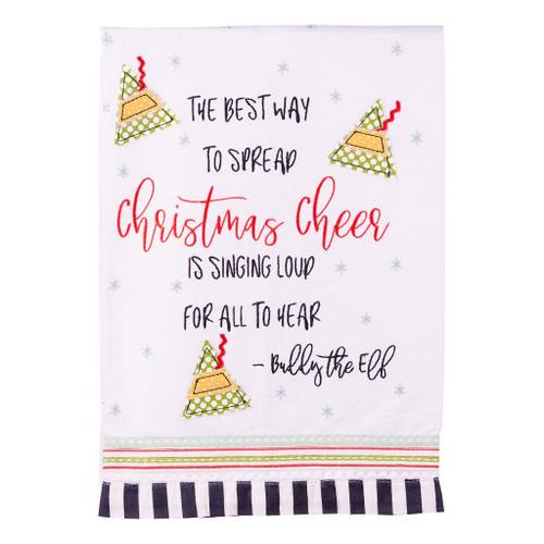 Christmas Cheer Tea Towel
