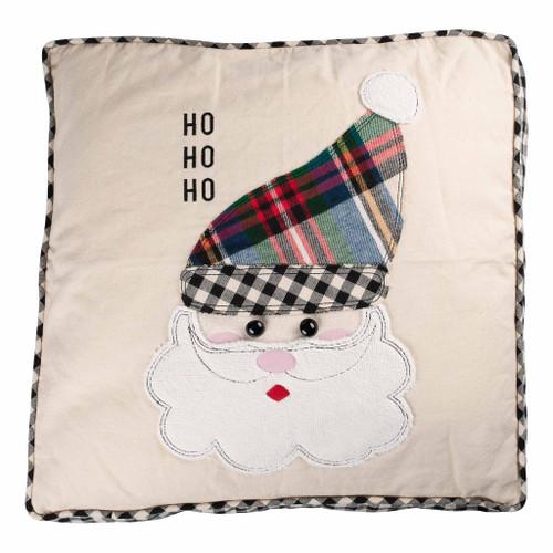 Santa Ho Ho Ho Pillow