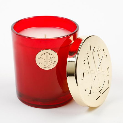 Home For The Holidays Lidded Candle